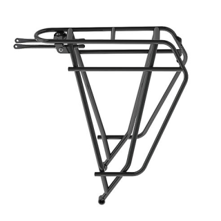 Rear Carrier tubus Grand Tour incl. clamp for mounting