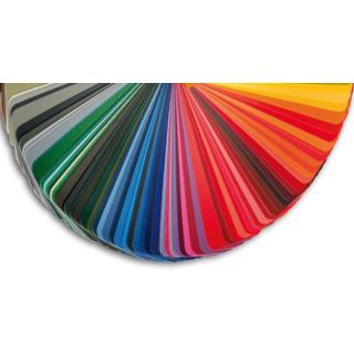 Wunschfarbe nach RAL Karte Pinion