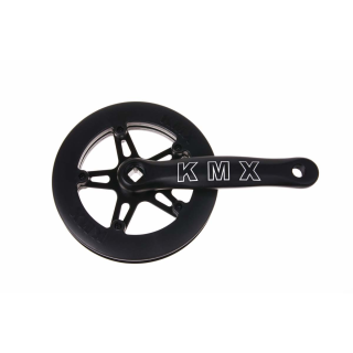 KMX Chainwheel 38 Z. with bashring for K-3