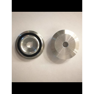 Steering bearing and bearing cup, set of 2